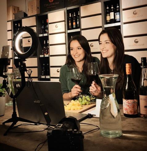 WeinMoment_Digitales Wine Tasting