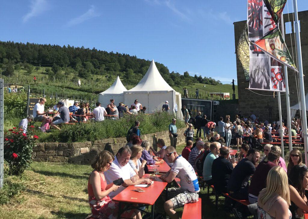 Weinfeste im Remstal_Kulinarischer Weinweg in Kernen-Stetten