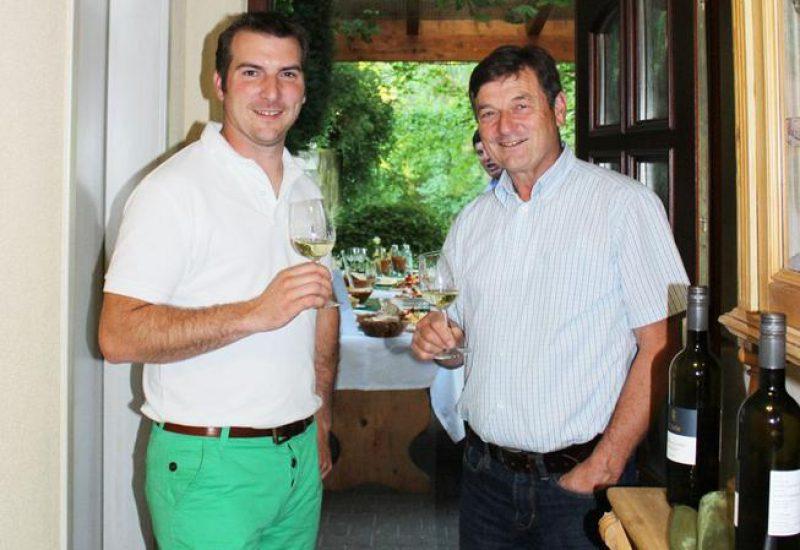 Weingut Eißele in Kernen-Stetten