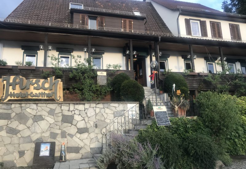 Hotel Gasthaus Hirsch in Kernen-Stetten